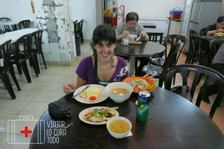 vhinese food court