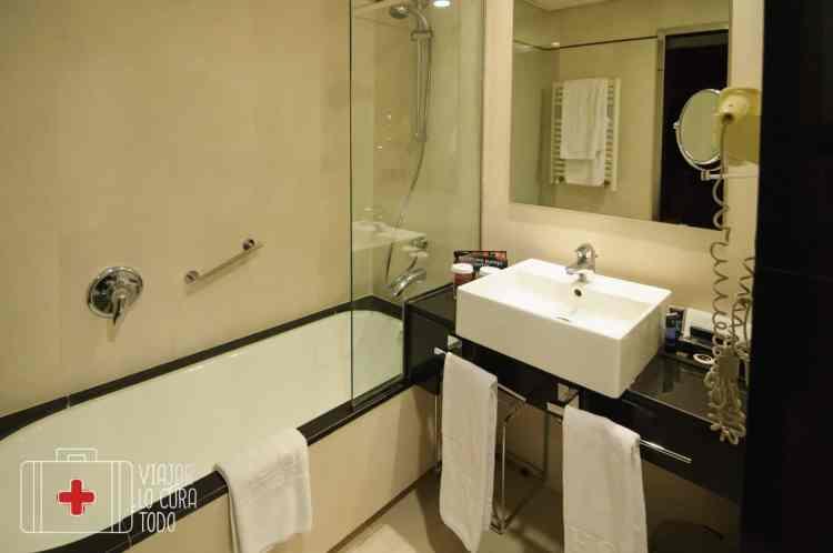 andalucía center baño