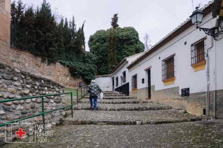 albaicín Granada