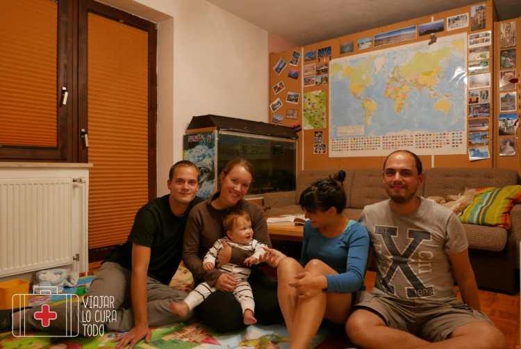 Eslovenia couchsurfing