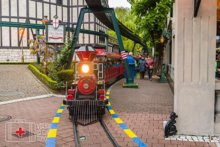 Europa Park Train
