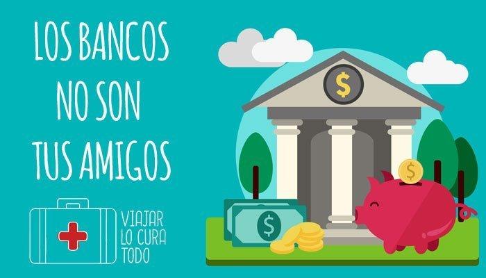 Los bancos NO son tus amigos