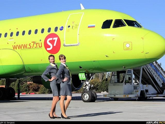 S7 Airlines unirá Alicante y San Petersburgo