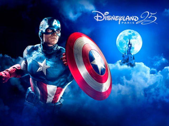 ¡Vueling regala entradas para Disneyland París!
