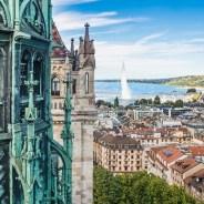 Escápate a Ginebra con Iberia desde 63 euros ida y vuelta