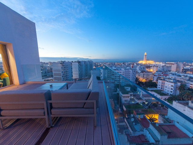 Así es el nuevo hotel Anfa Casablanca de Barceló