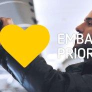 Embarque prioritario: ¡entra al avión antes que el resto!