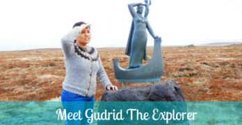 Meet Gudrid The Explorer