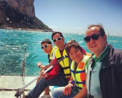 Calpemocion = Calpe + blogtrip + networking + turismo + amigos + emociones