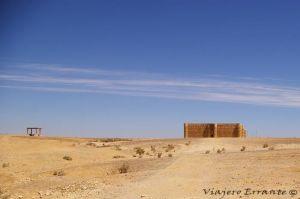 Los Castillos del Desierto. Jordania