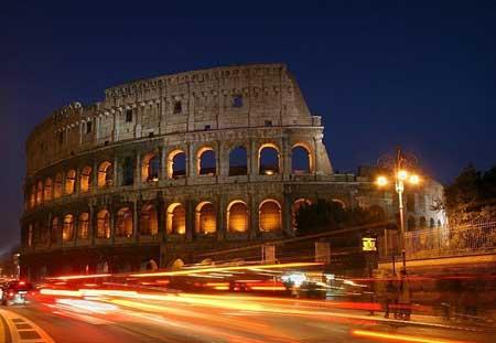El Coloseo - Roma