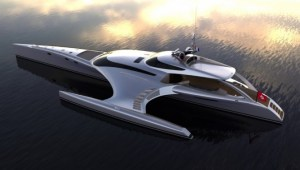 Yacht Adastra