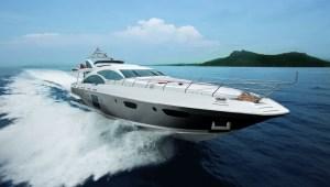 Yacht Grande 120 SL