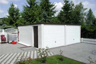 Garajes desmontables jardín