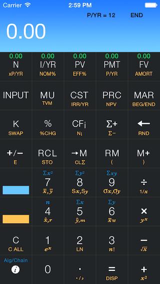 10bii Financial Calculator   Vicinno
