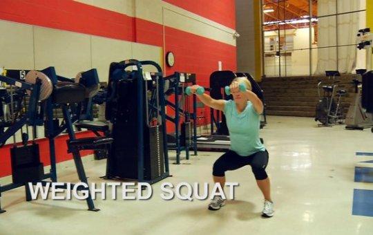 Osteoporosis: Weight-bearing exercises
