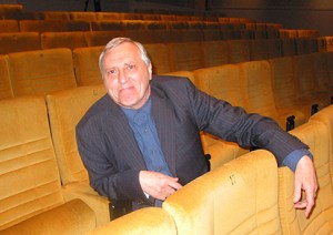 Peter Greenaway at Lovebytes 05