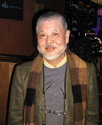 Yasunao Tone, performer at lovebytes festival 2002