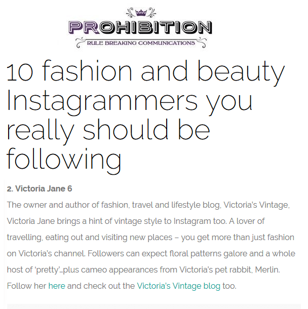 //prohibitionpr.co.uk/10-fashion-and-beauty-instagrammers-you-really-should-be-following/
