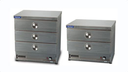 Heated Drawers