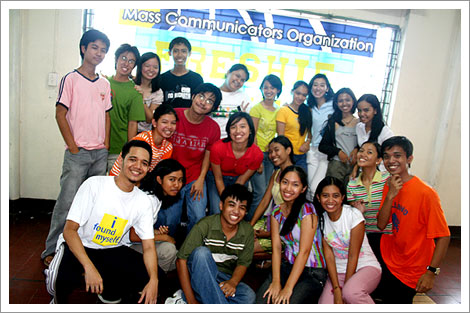 UP Mass Communicators Organization