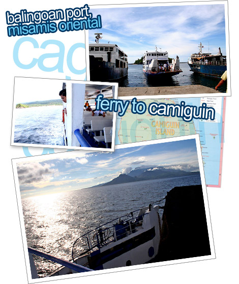 Balingoan Port, jump off point to Camiguin island province