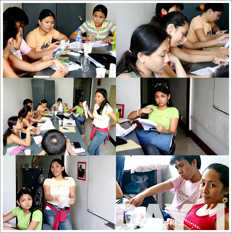 CMC Student Council Sem-Planning Day One