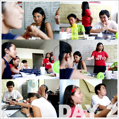 CMC Student Council Sem-Planning Day Two