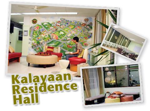 Kalayaan Residence Hall renovation
