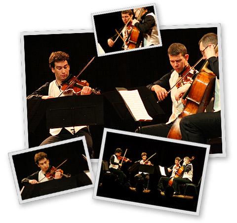 Quatuor Diotima string quartet
