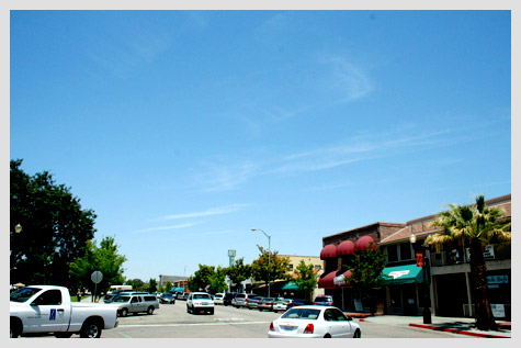 Paso Robles town proper