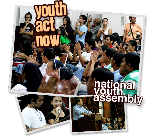 Youth Act Now! National Youth Assembly