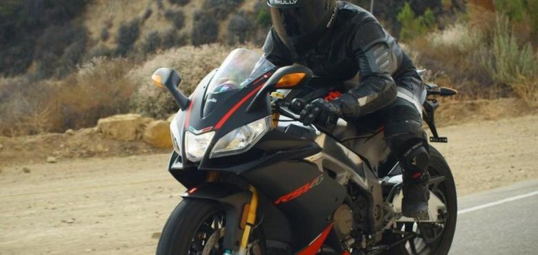 Casco de moto Skully