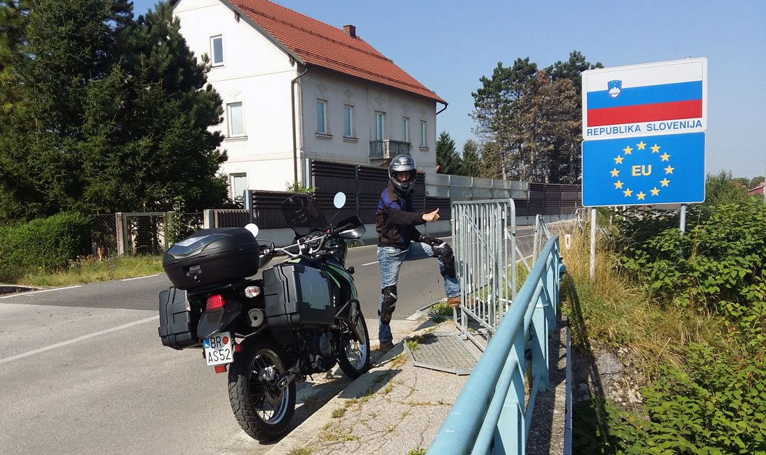 Balcanes: Eslovenia y Bled