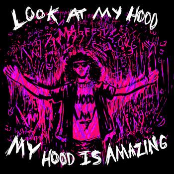 look at my hood