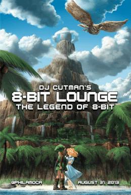 8-Bit Lounge: The Legend of 8-Bit 8/31/13 @PhilaMOCA