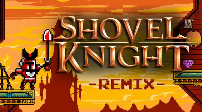 Dj CUTMAN Shovel Knight Remix YouTube Video