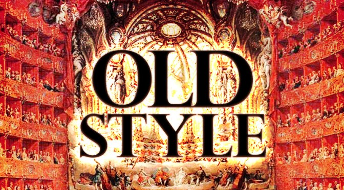 OldStyle: Baroque Remixes by Chris and Emily Davidson