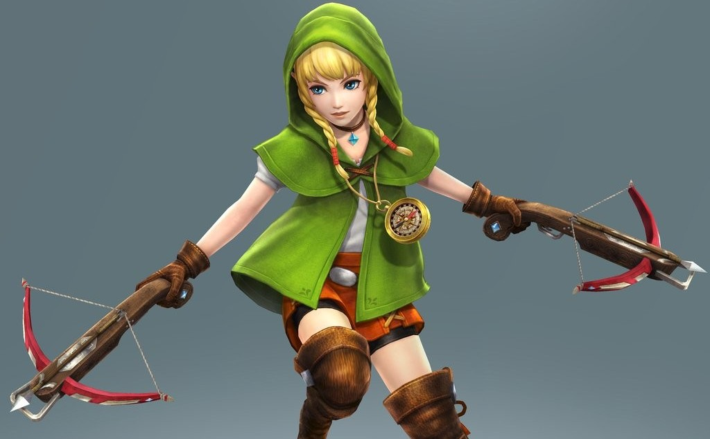What if Zelda Was a Girl? Her Name is Linkle, and She's Amazing