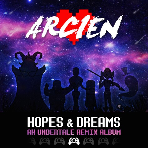 Arcien Hopes and Dreams Cover 1500x