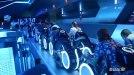 Το φοβερό τρενάκι Tron, στη Disneyland της Σανγκάι