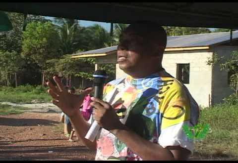 VIDEO DE LA INAUGURACION DEL CENTRO COMUNITARIO DE CULTURA CREOLE EN BILWI
