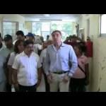 Ofrece GabinoCue respaldo absoluto del Gobierno a municipios de la Costa afectados por sismo