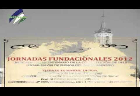 Villamartín Jornadas Fundacionales Dedicadas al Bicentenario Conferencia de Alberto Ramos Santana