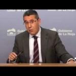 Análisis del Gobierno de La Rioja de los PGE 2012 en materia de infraestructuras