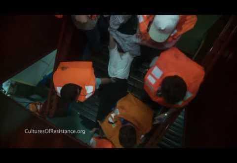 Mavi Marmara under Attack by the Israel IDF 60min 5 7