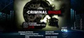 Criminal Minds 7×03 Dorado Falls Promo