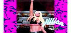 Jillian Caw Smackdown vs Raw 2010 Xbox 360