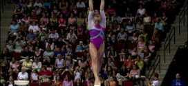Bridget Sloan Balance Beam 2008 Visa Championships Women Day 2