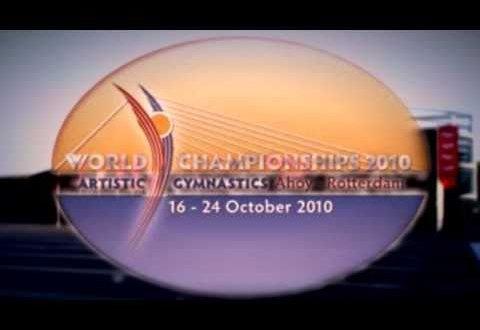 USA Gymnastics 2010 Worlds UNITED